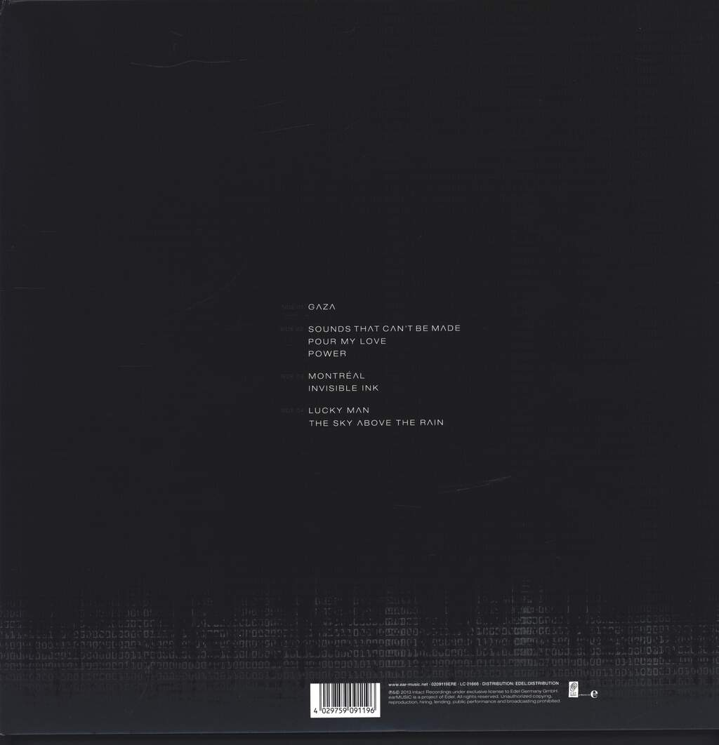 Marillion: Sounds That Can't Be Made, LP (Vinyl)