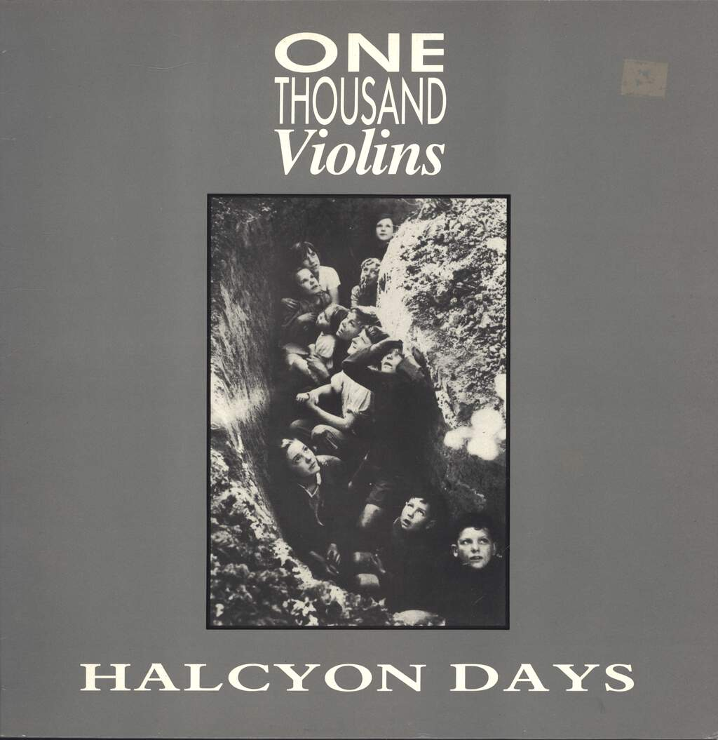 "One Thousand Violins: Halcyon Days, 12"" Maxi Single (Vinyl)"
