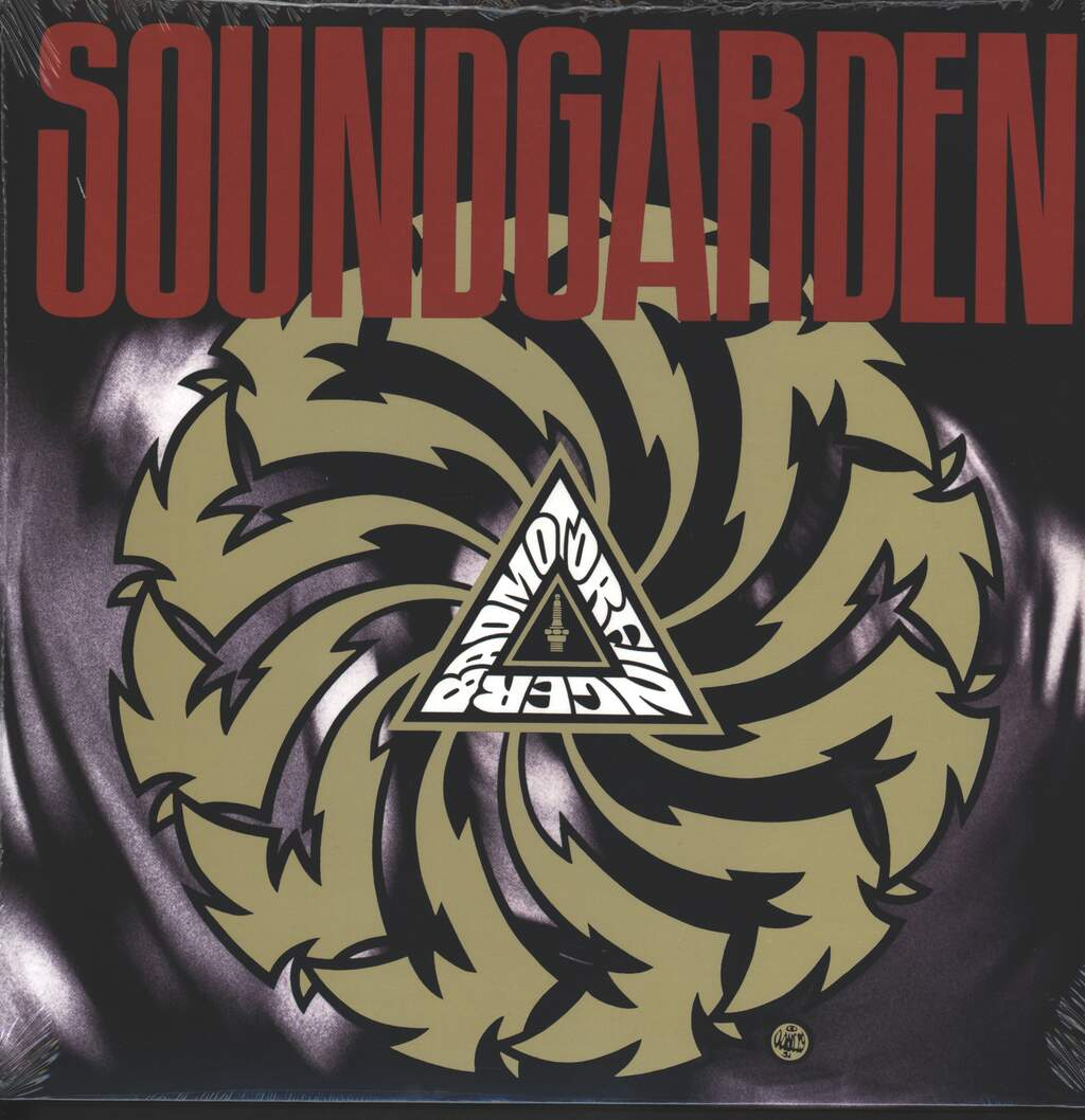 Soundgarden: Badmotorfinger, LP (Vinyl)