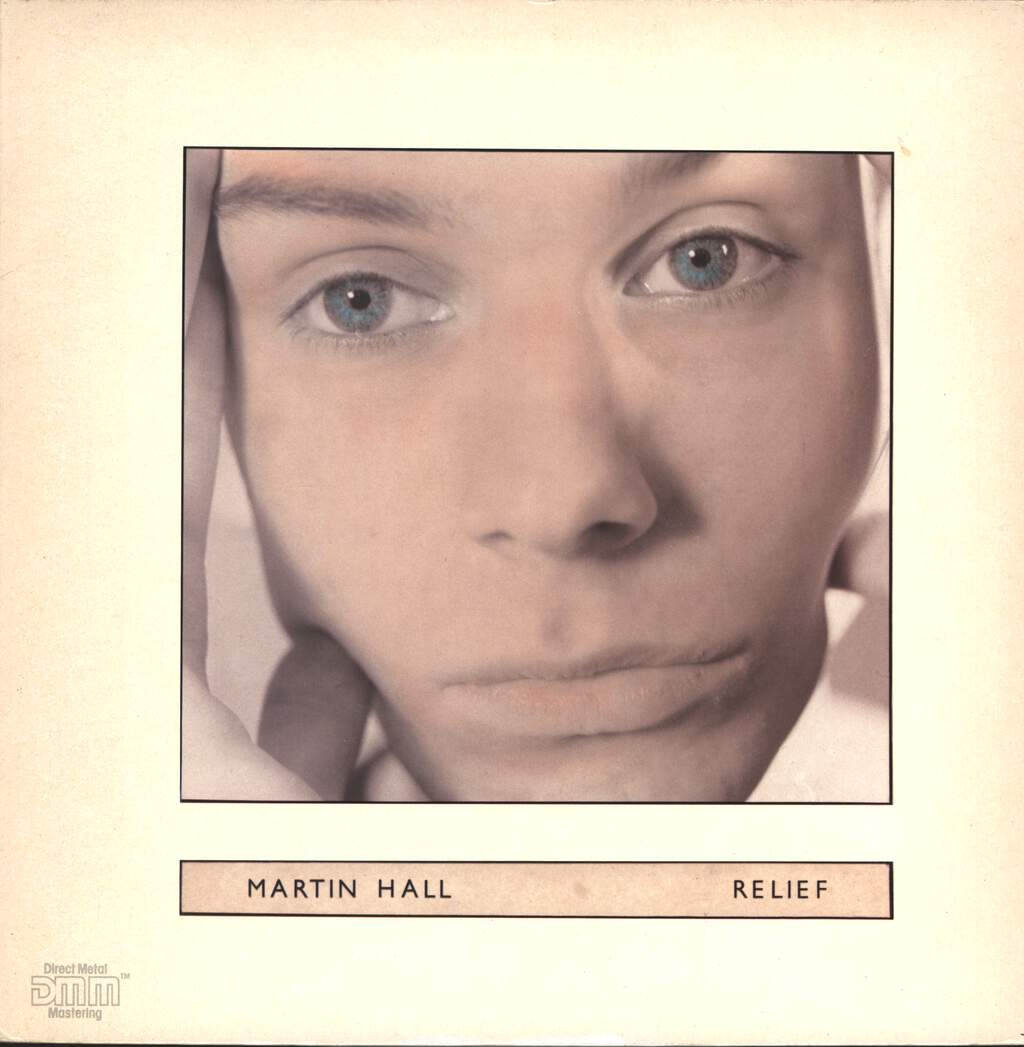 Martin Hall: Relief, LP (Vinyl)