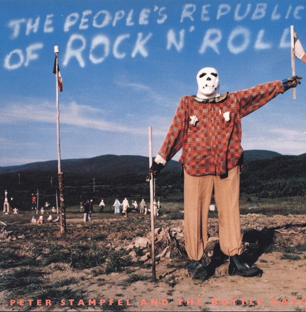 Peter Stampfel: The People's Republic Of Rock N' Roll, LP (Vinyl)