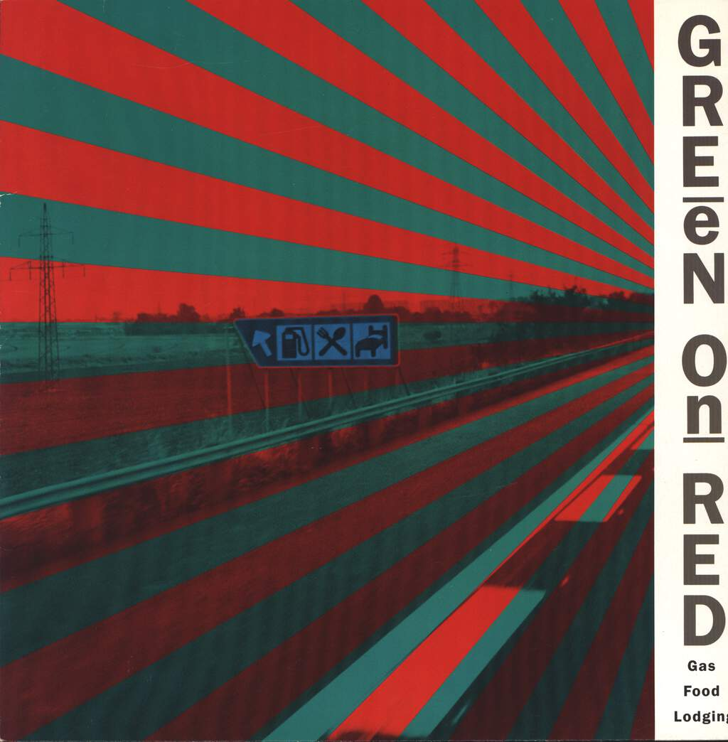 Green On Red: Gas Food Lodging, LP (Vinyl)
