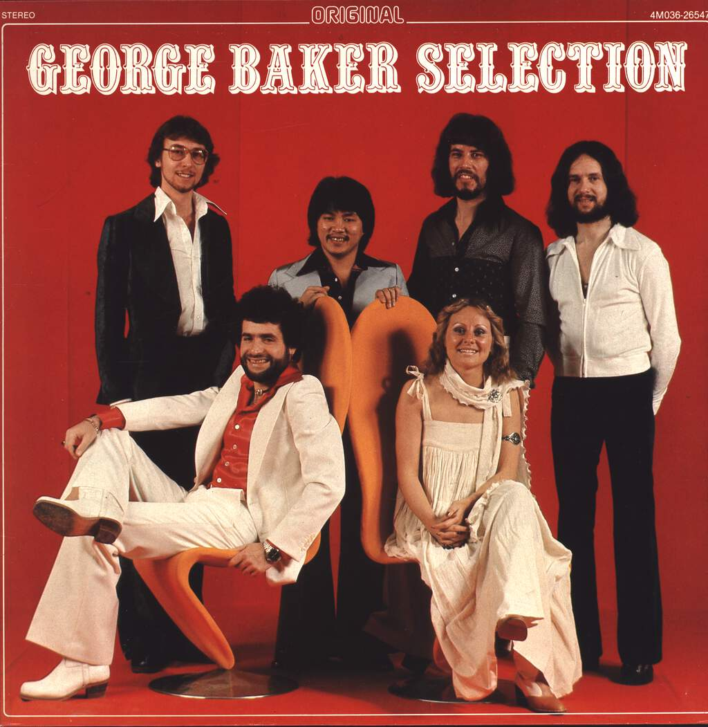 George Baker Selection: Original George Baker Selection, LP (Vinyl)