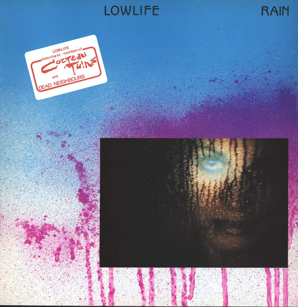 Lowlife: Rain, Mini LP (Vinyl)
