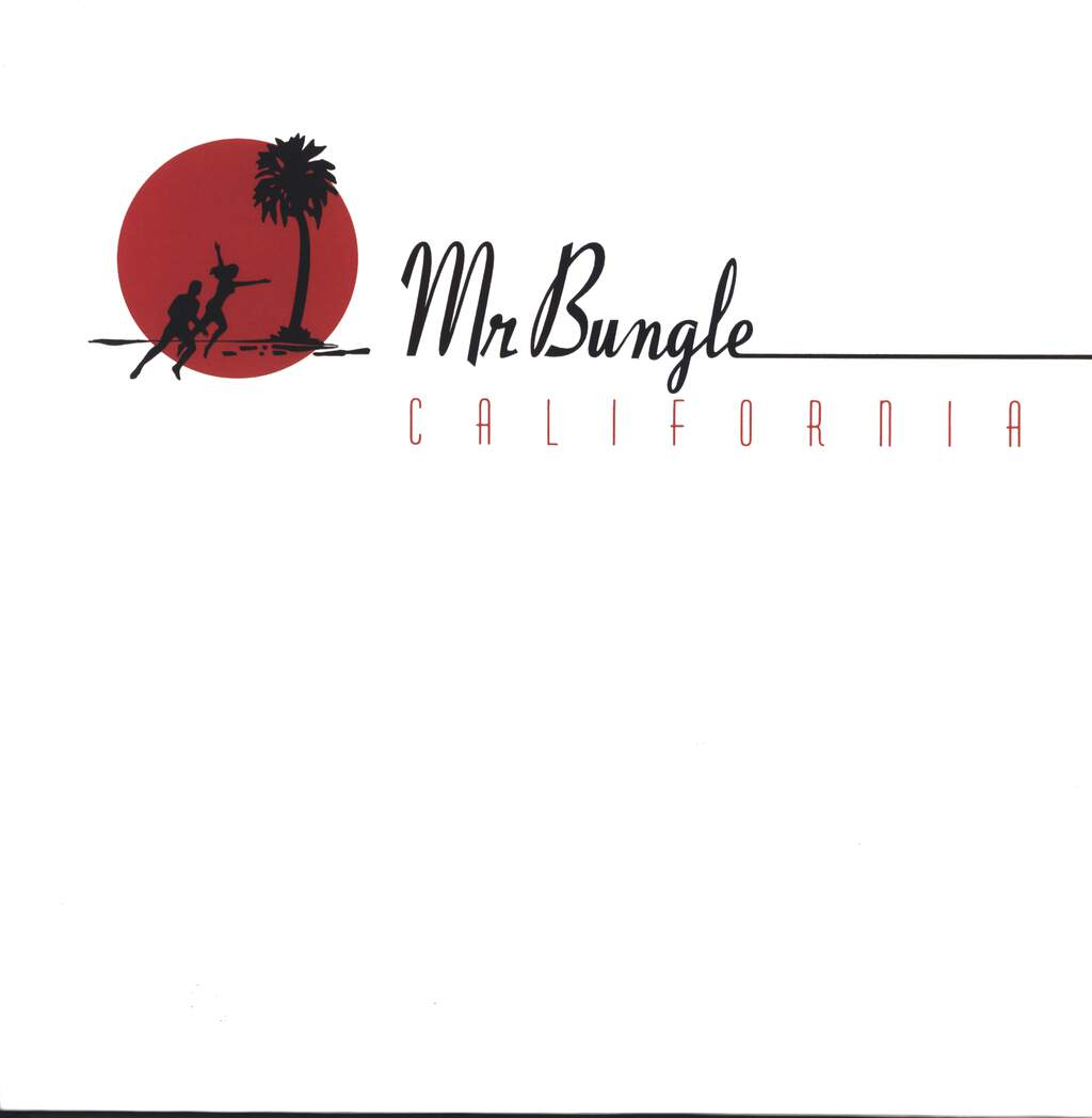 Mr Bungle: California, LP (Vinyl)