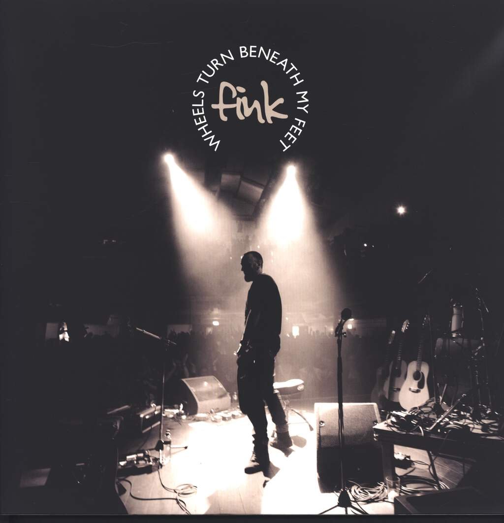 Fink: Wheels Turn Beneath My Feet, LP (Vinyl)