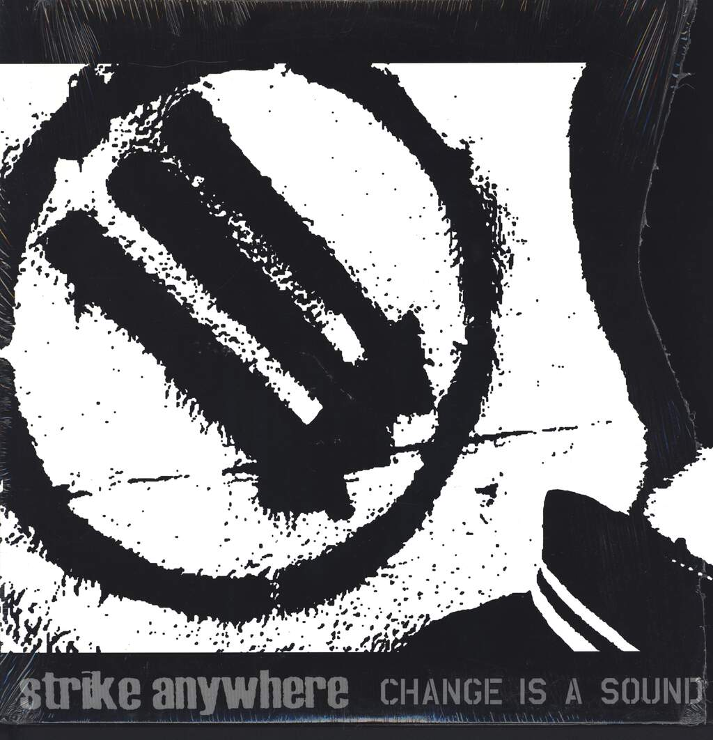 Strike Anywhere: Change Is A Sound, LP (Vinyl)