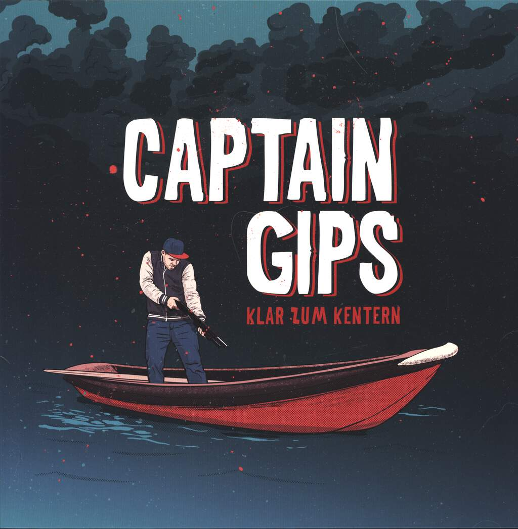 Captain Gips: Klar Zum Kentern, LP (Vinyl)