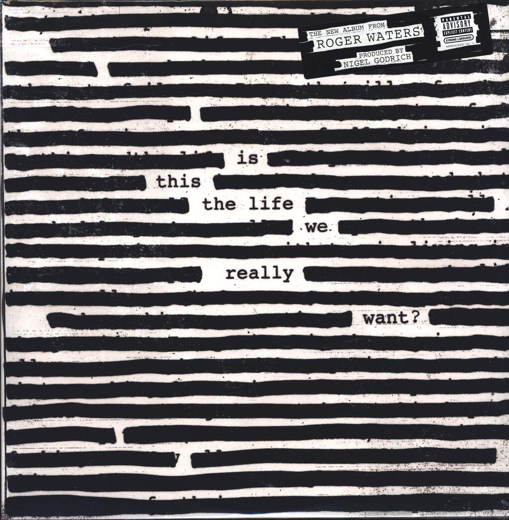 Roger Waters: Is This The Life We Really Want?, LP (Vinyl)