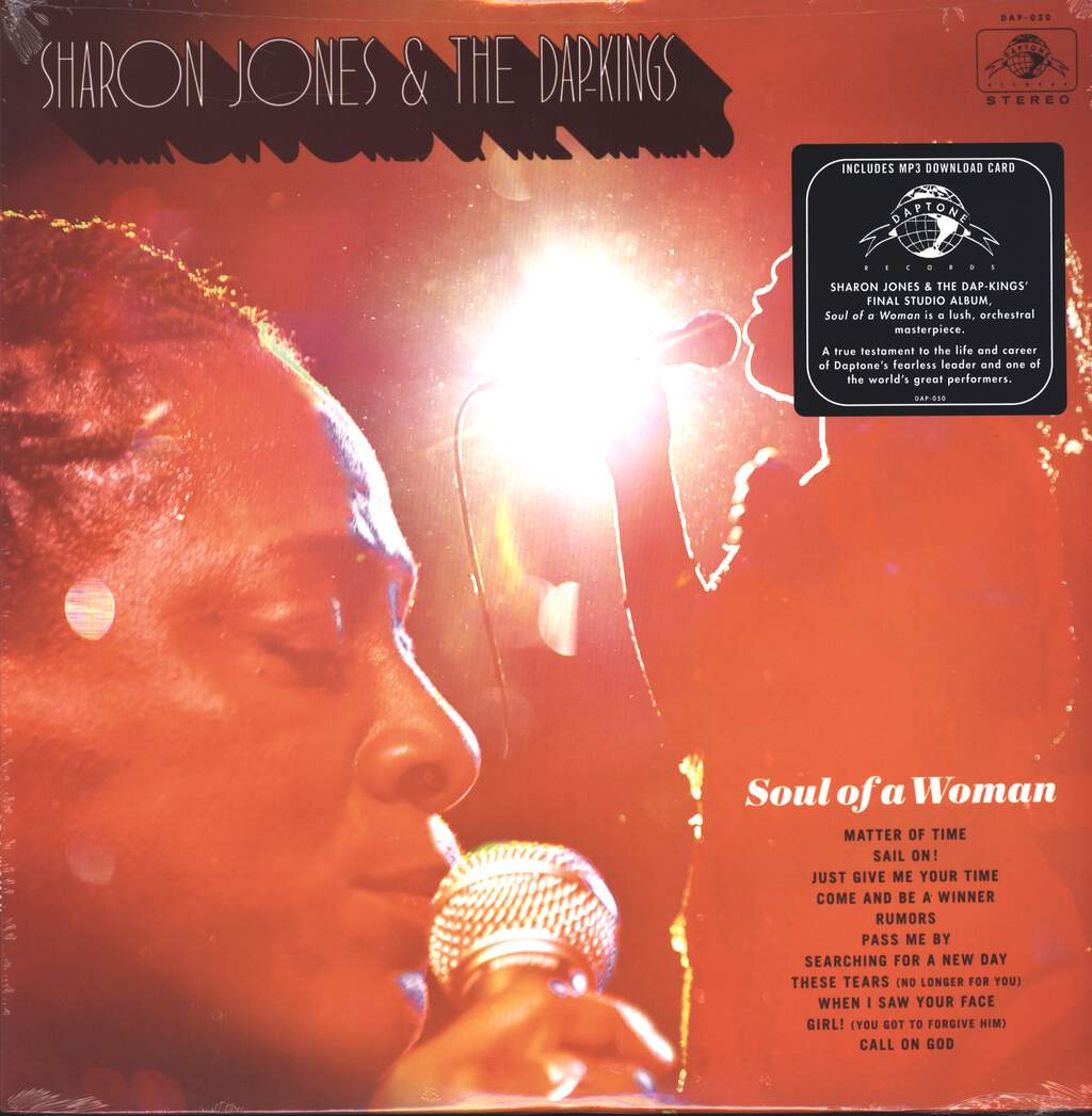 Sharon Jones & The Dap-Kings: Soul Of A Woman, LP (Vinyl)