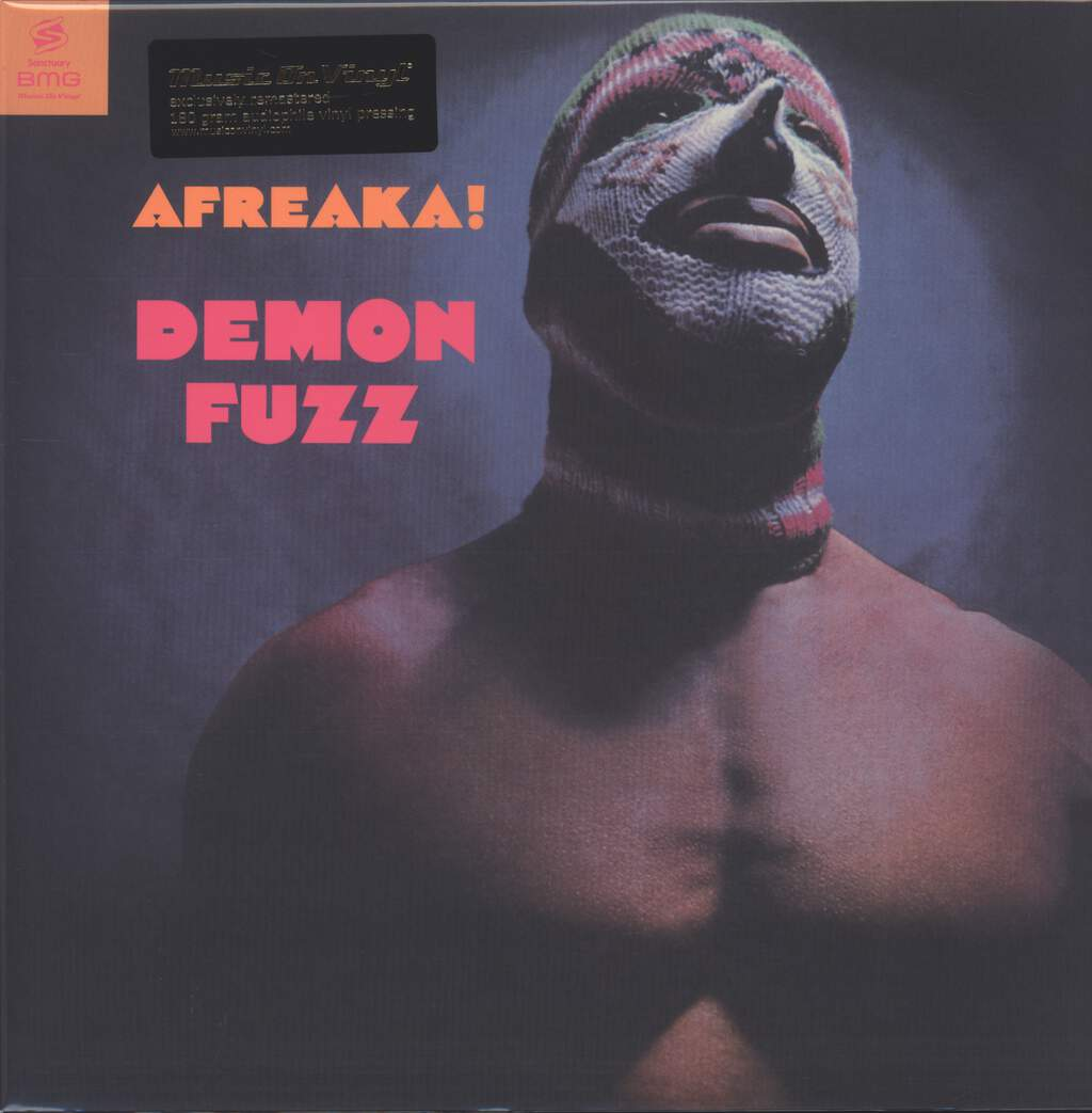 Demon Fuzz: Afreaka!, LP (Vinyl)