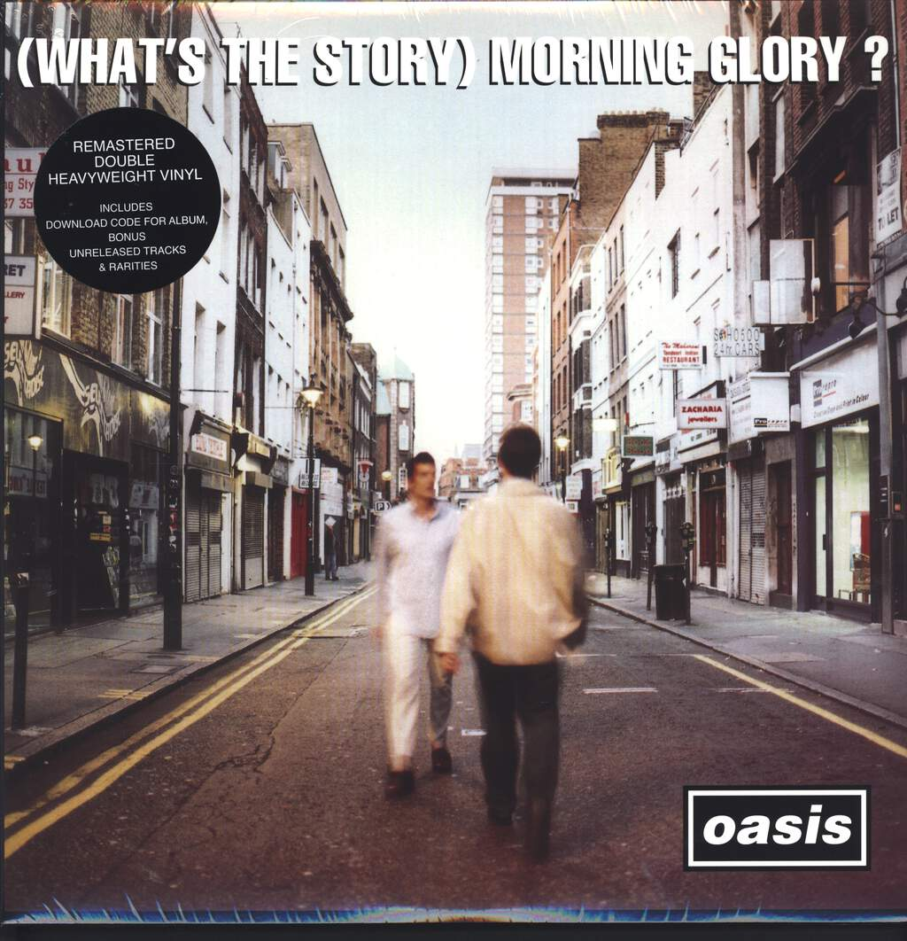 Oasis: (What's The Story) Morning Glory?, 2×LP (Vinyl)