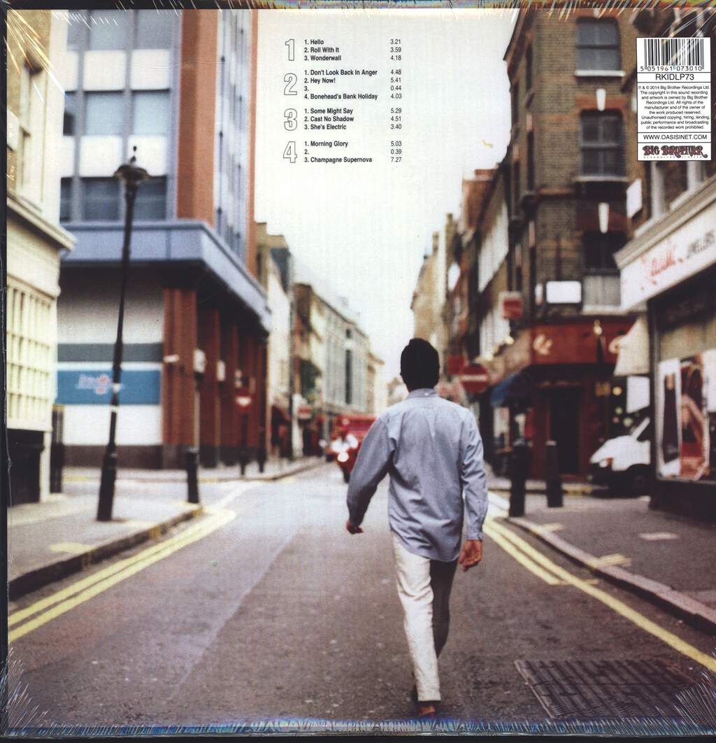 Oasis: (What's The Story) Morning Glory?, LP (Vinyl)