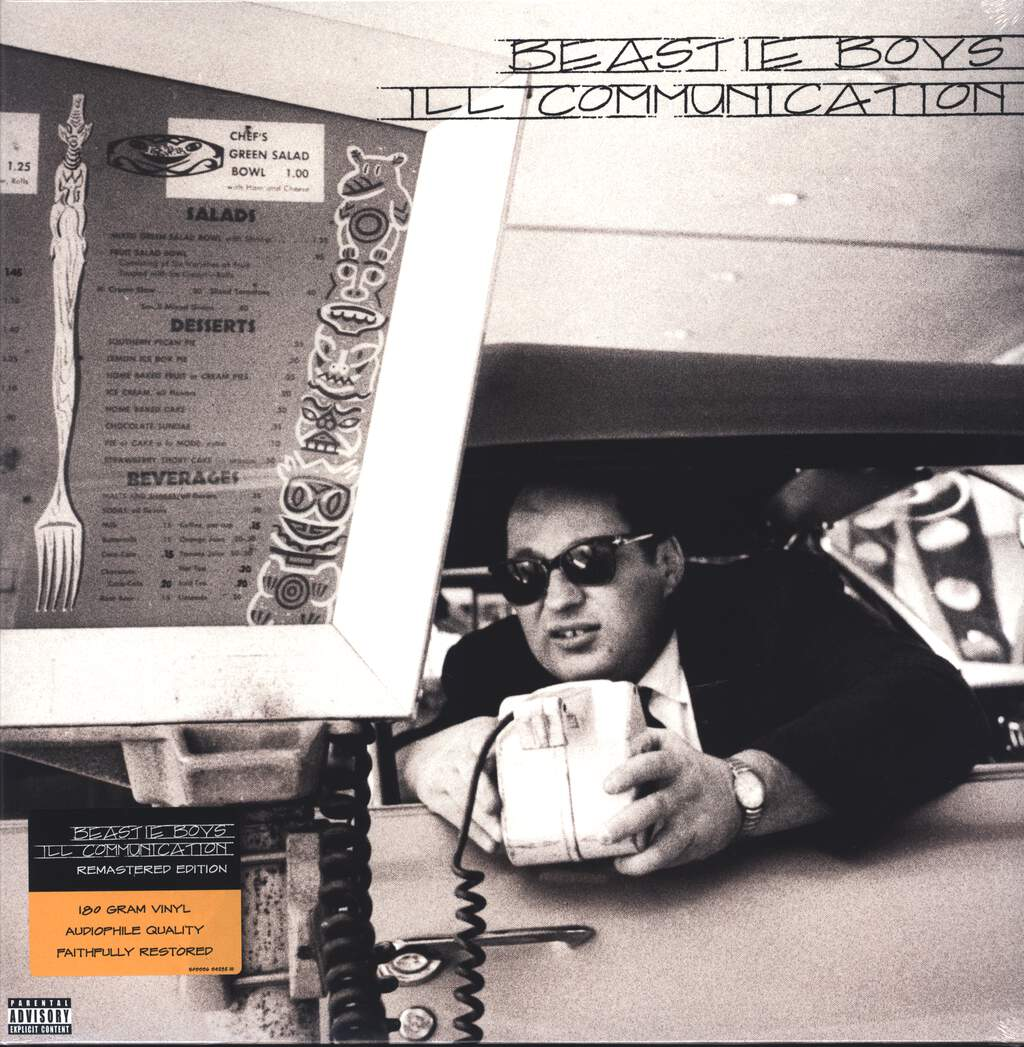 Beastie Boys: Ill Communication, 2×LP (Vinyl)