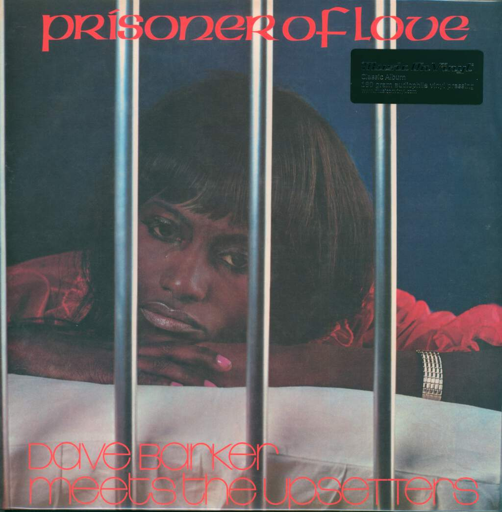 Dave Barker: Prisoner Of Love, LP (Vinyl)