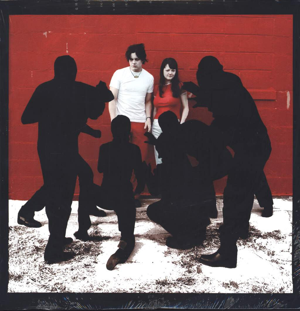 The White Stripes: White Blood Cells, LP (Vinyl)