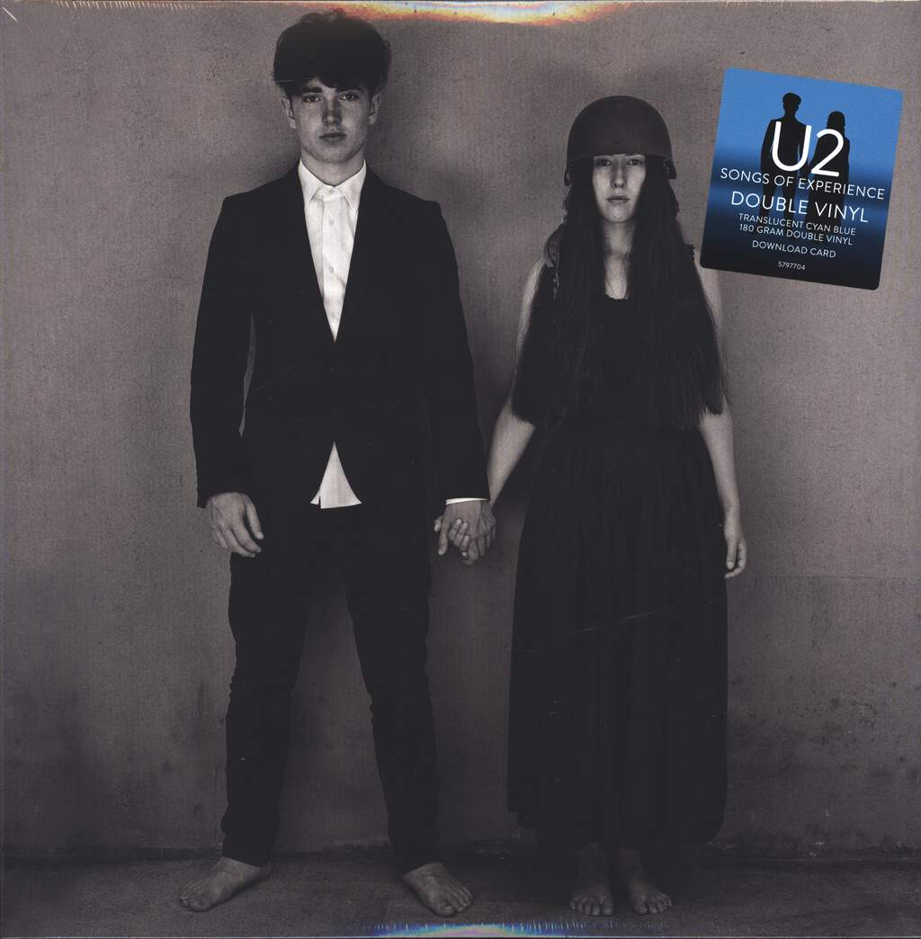 U2: Songs Of Experience, LP (Vinyl)