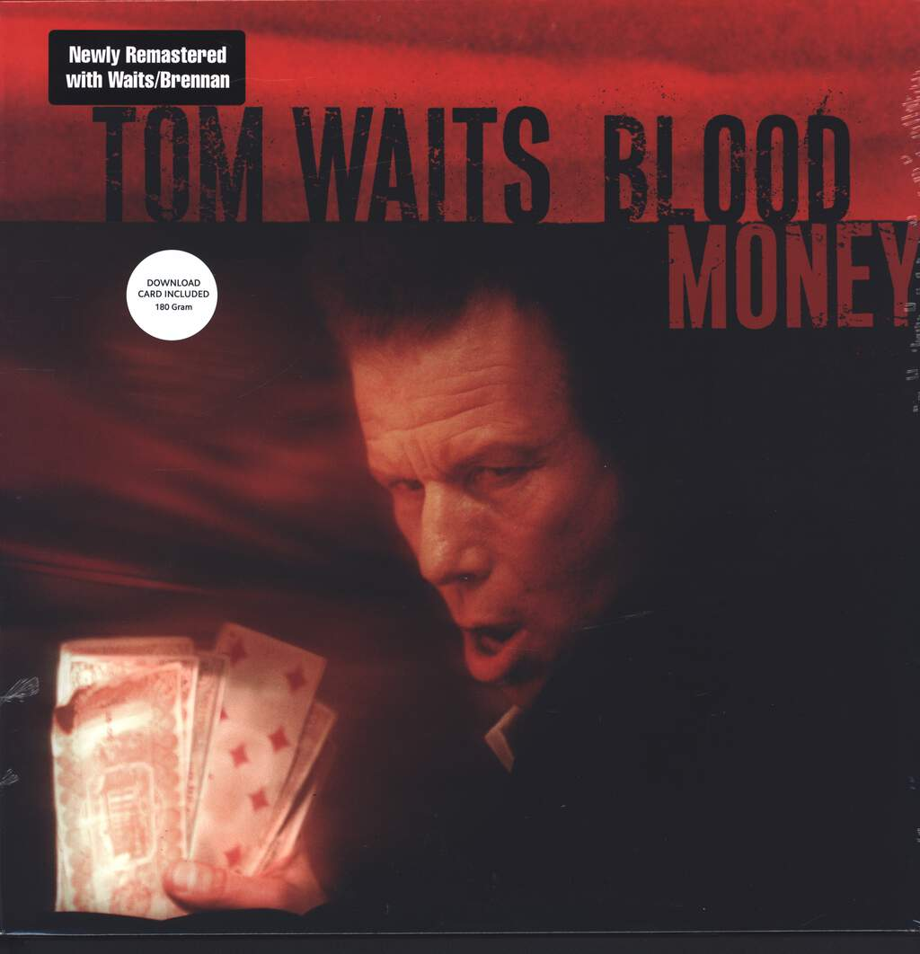 Tom Waits: Blood Money, LP (Vinyl)