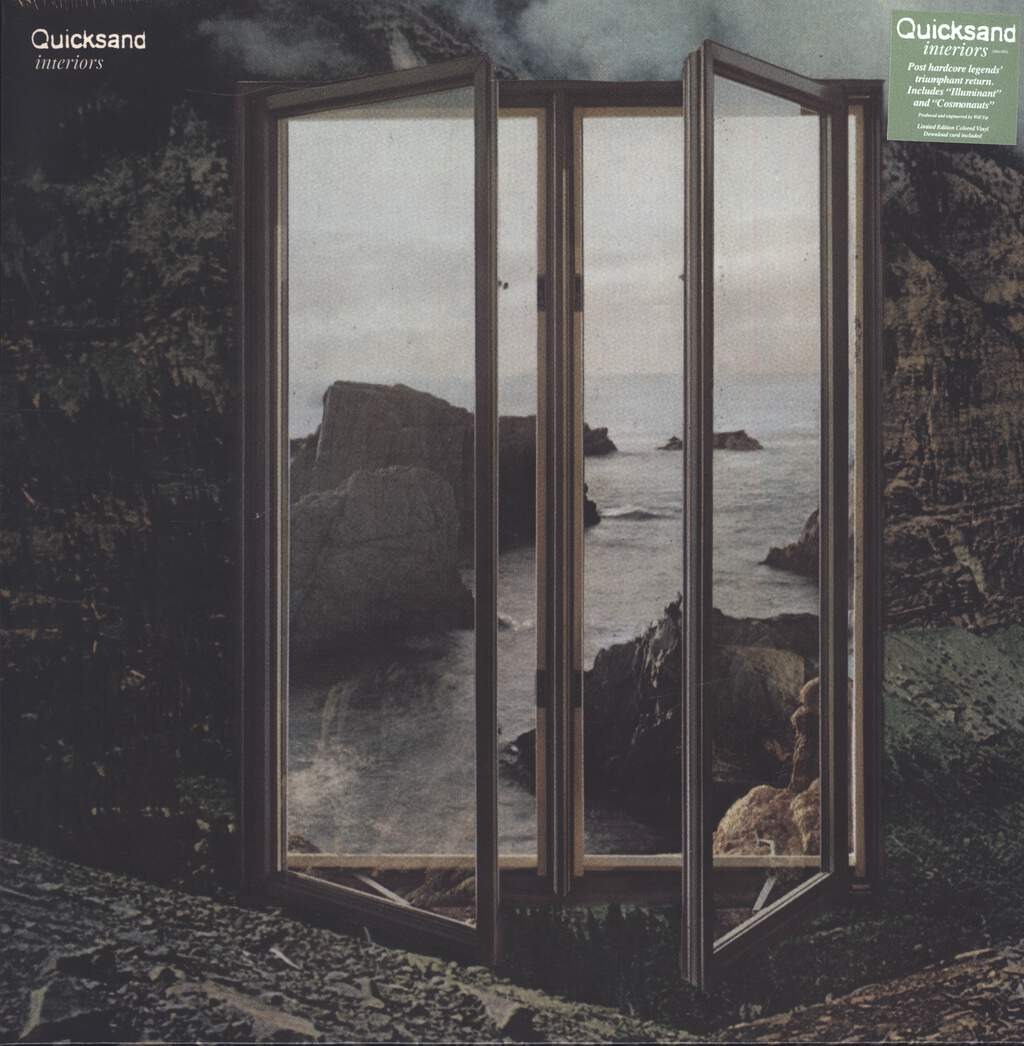 Quicksand: Interiors, LP (Vinyl)