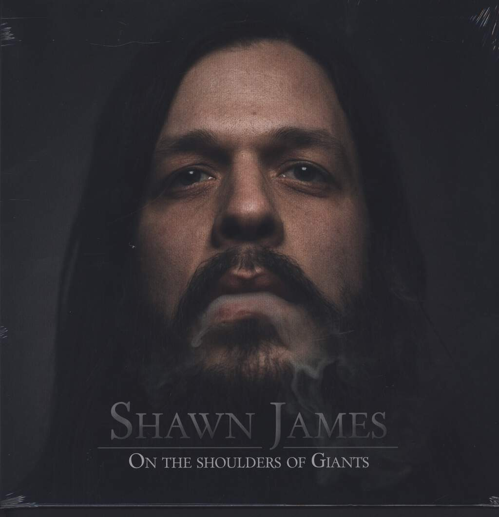 Shawn James: On the Shoulders of Giants, LP (Vinyl)