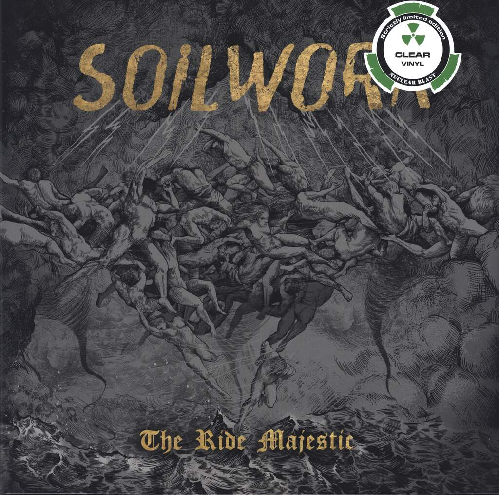 Soilwork: The Ride Majestic, LP (Vinyl)