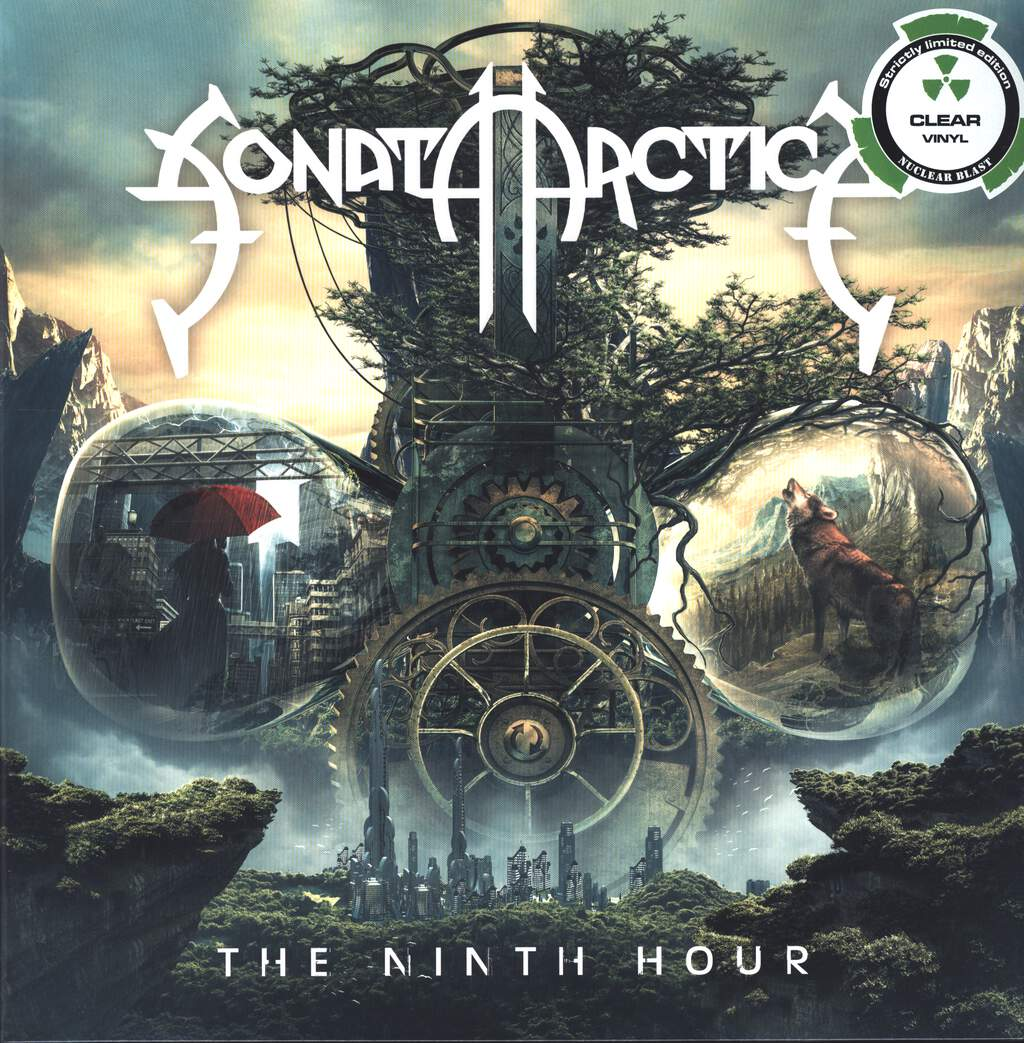 Sonata Arctica: The Ninth Hour, LP (Vinyl)
