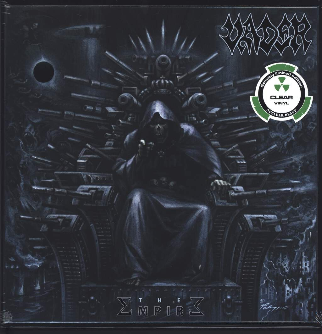 Vader: The Empire, LP (Vinyl)