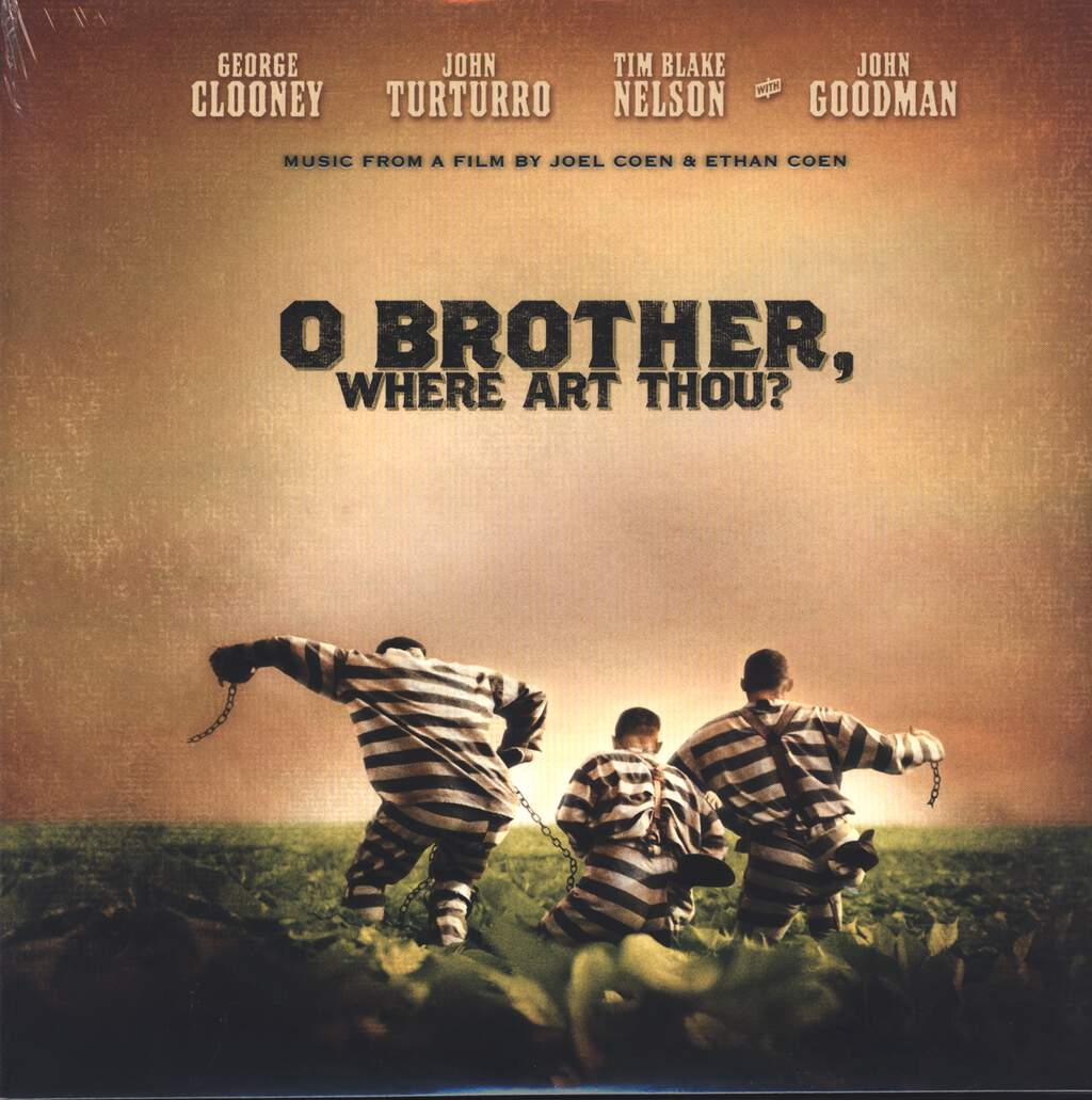 Various: O Brother, Where Art Thou?, LP (Vinyl)