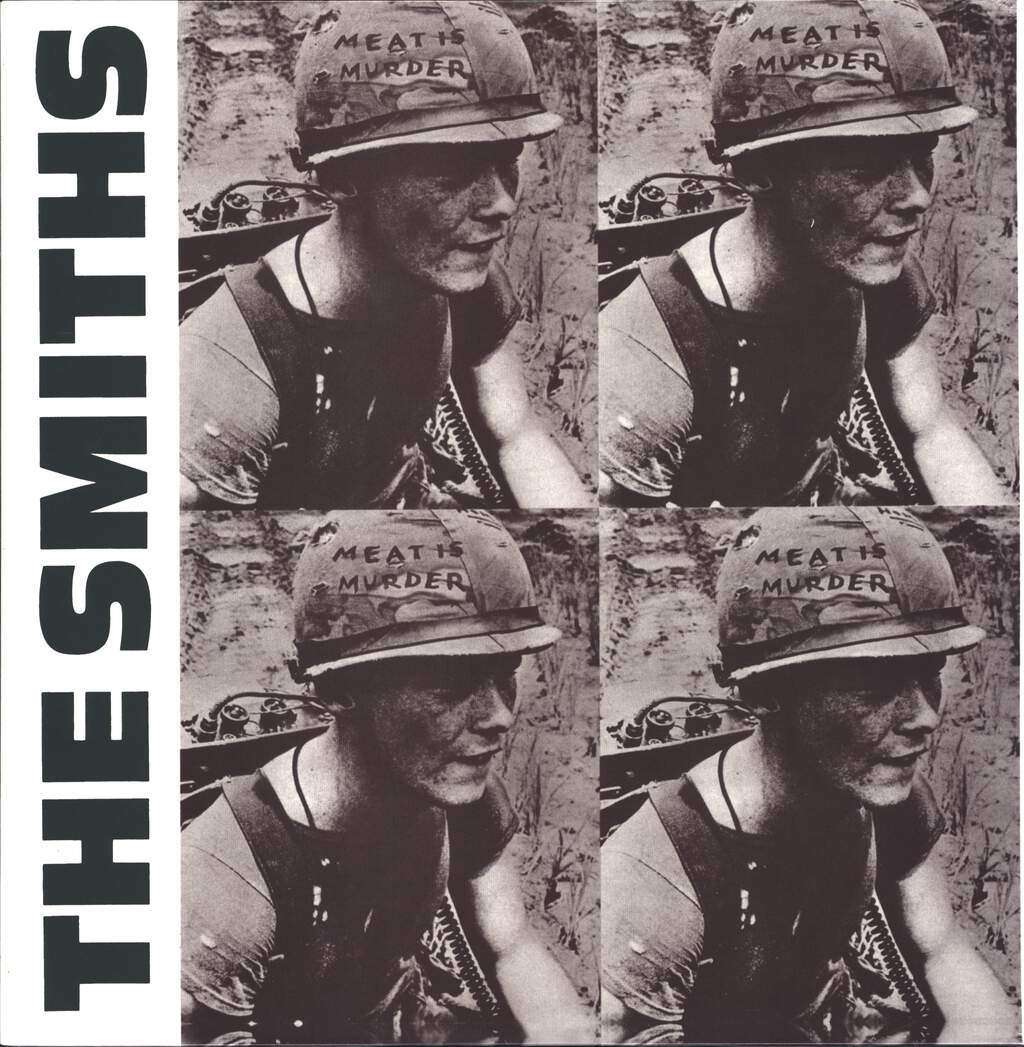 The Smiths: Meat Is Murder, LP (Vinyl)