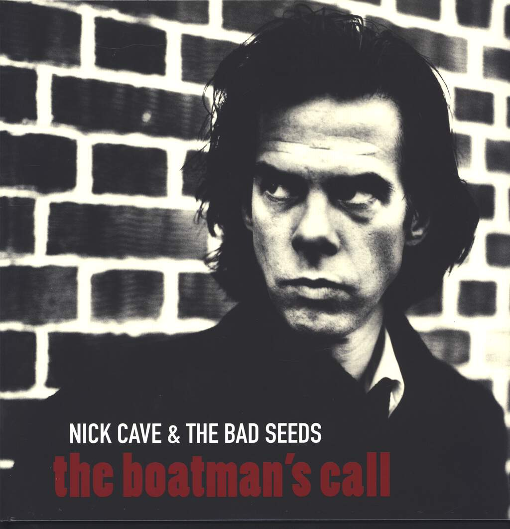 Nick Cave & The Bad Seeds: The Boatman's Call, LP (Vinyl)