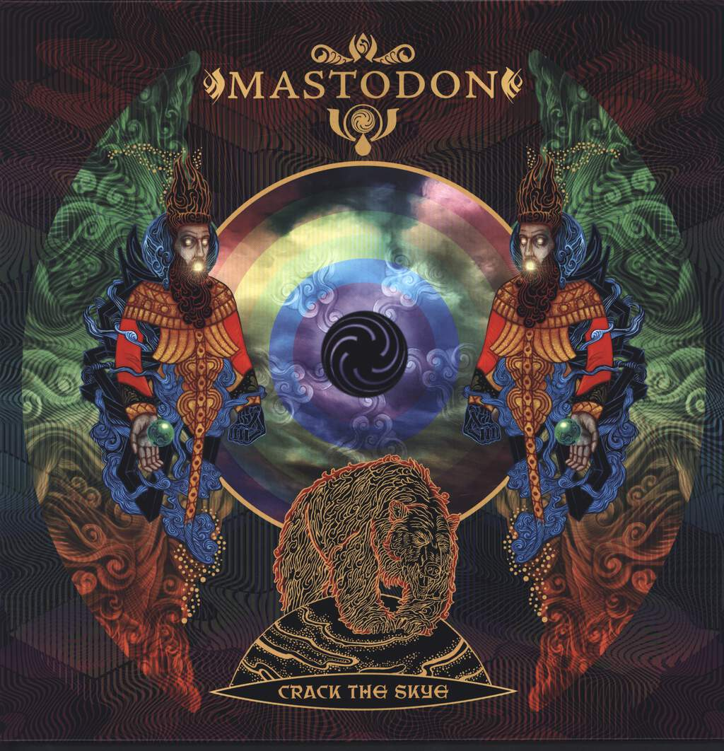 Mastodon: Crack The Skye, LP (Vinyl)