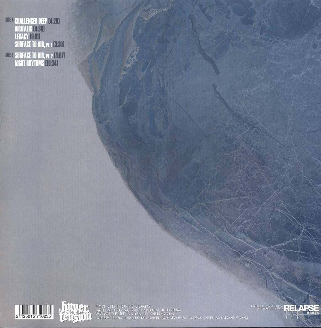 Zombi: Surface To Air, LP (Vinyl)