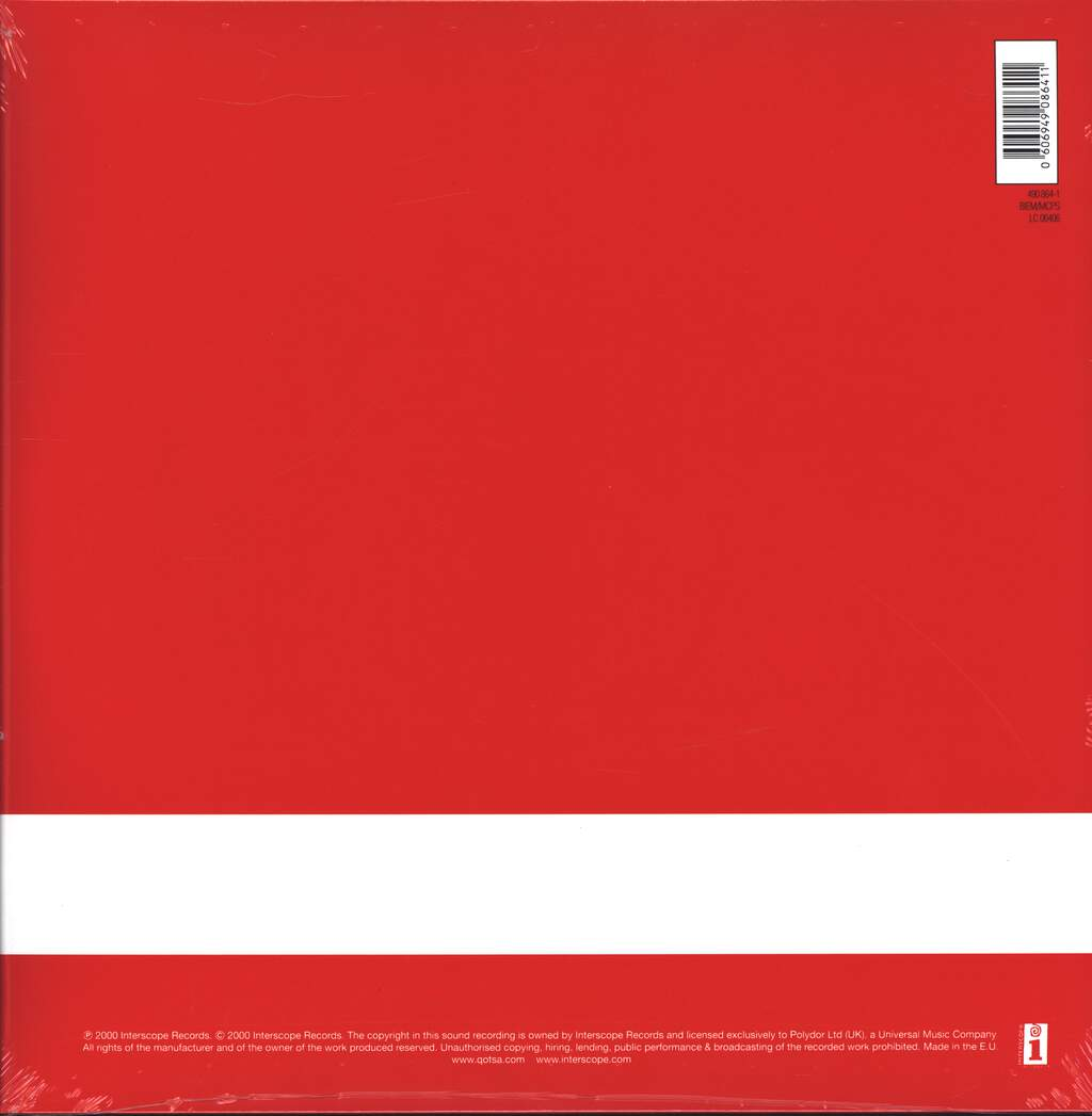 Queens Of the Stone Age: Rated R (X RATED), LP (Vinyl)