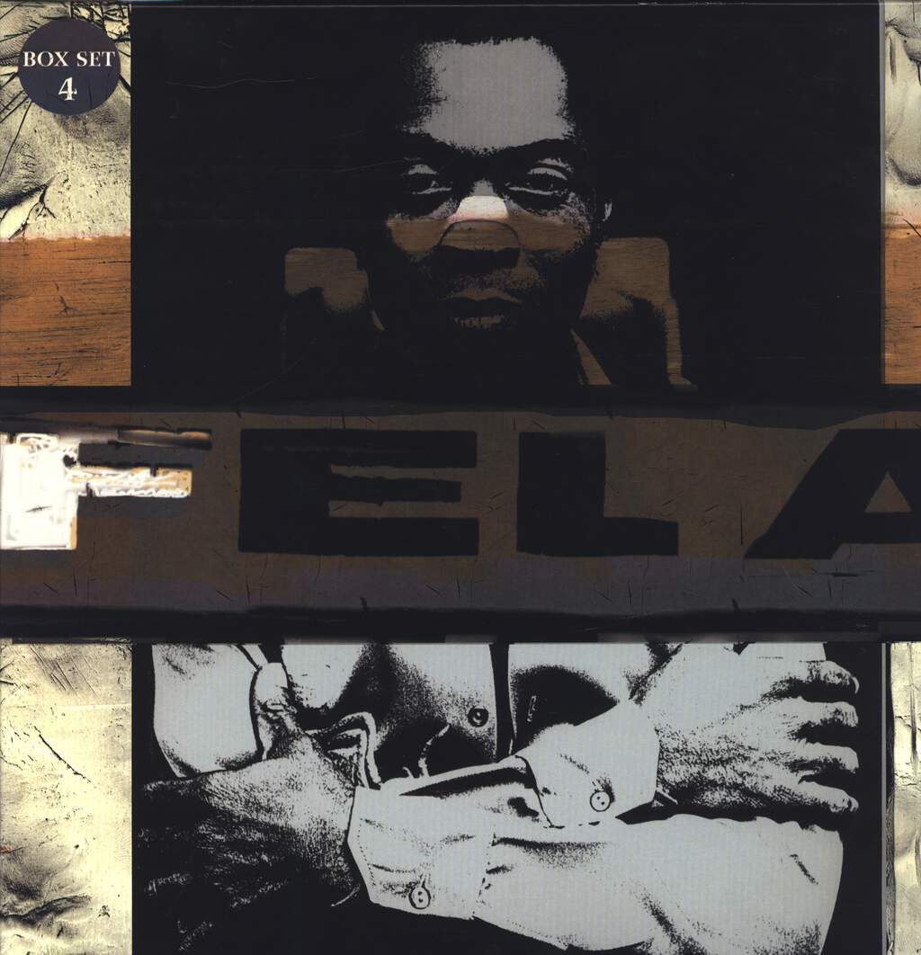 Fela Kuti: Box Set 4, LP (Vinyl)