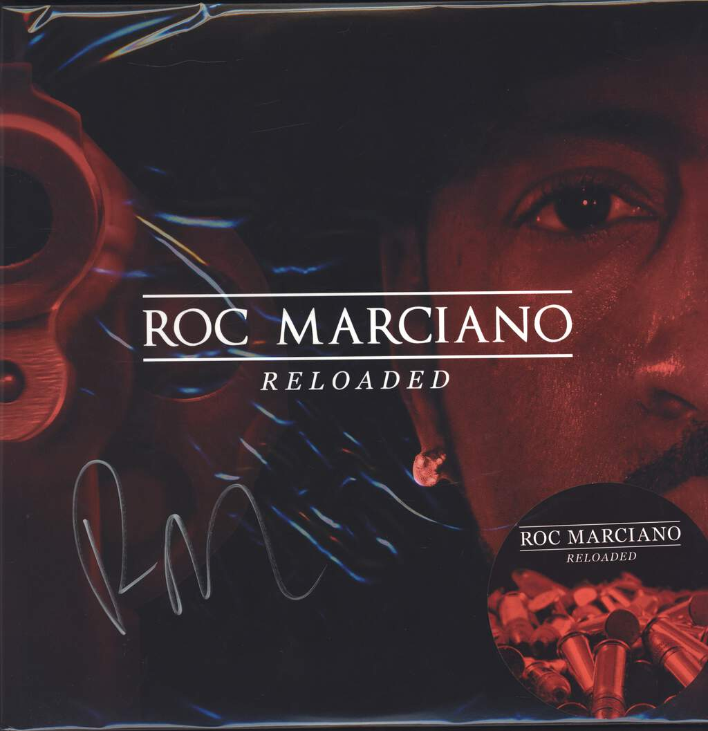 Rock Marciano: Reloaded Deluxe Bundle, LP (Vinyl)
