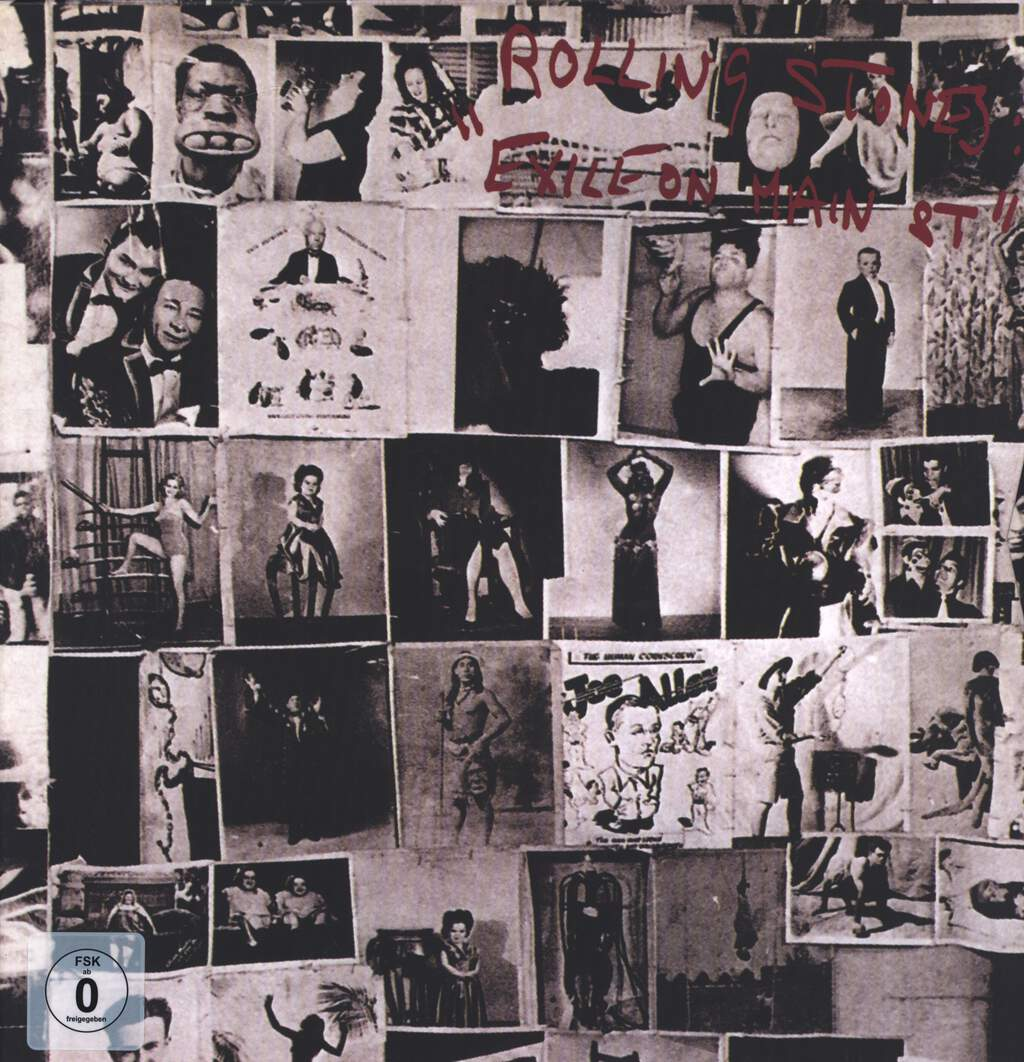 The Rolling Stones: Exile On Main St., LP (Vinyl)