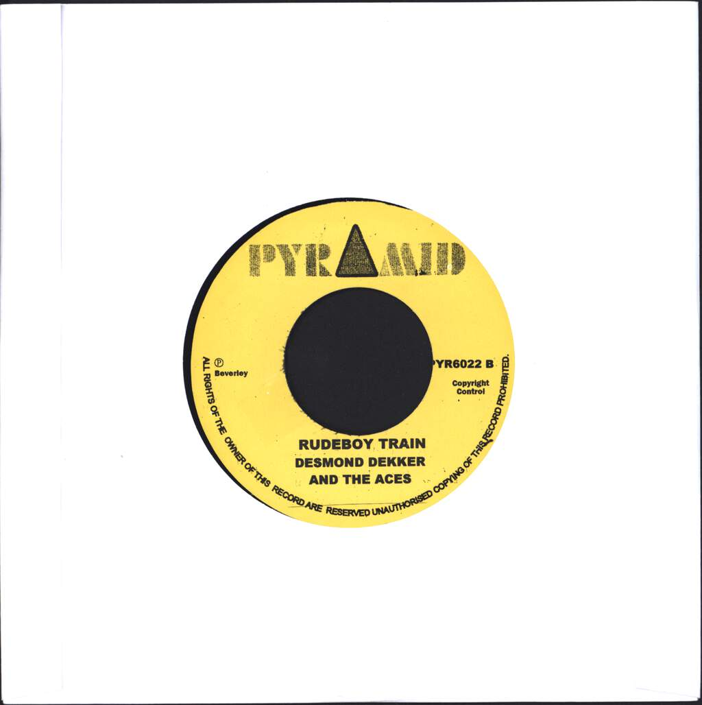 "Desmond Dekker & The Aces: Rudie Got Soul, 7"" Single (Vinyl)"