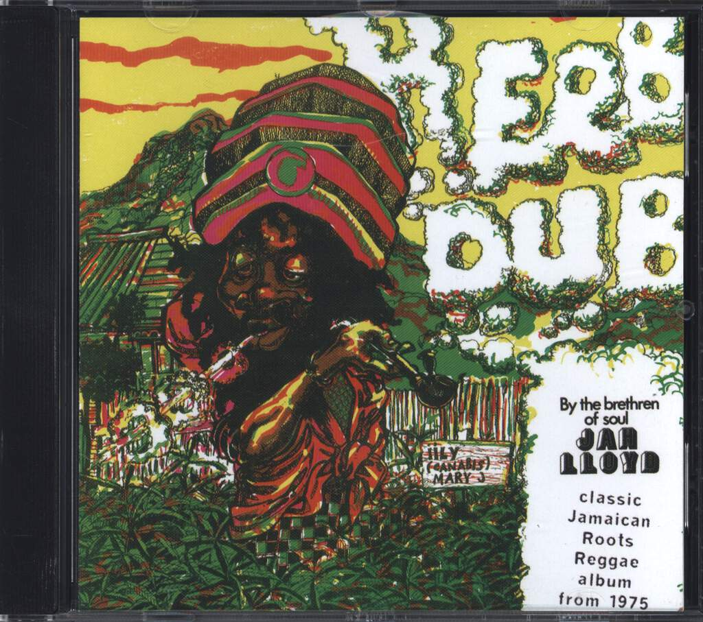 Jah Lloyd: Herb Dub, CD