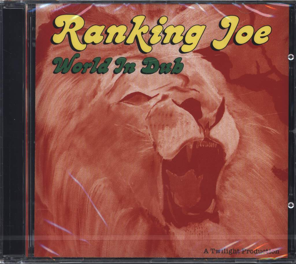 Ranking Joe: World In Dub, CD