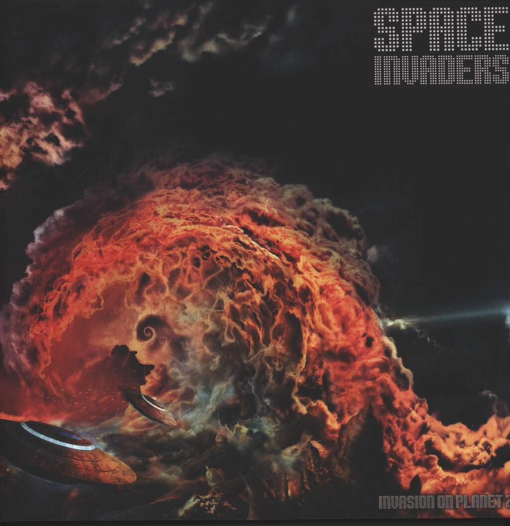 Space Invaders: Invasion On Planet Z, LP (Vinyl)