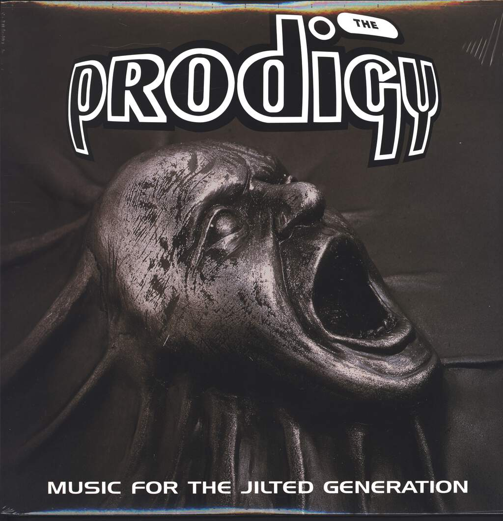 The Prodigy: Music For The Jilted Generation, 2×LP (Vinyl)