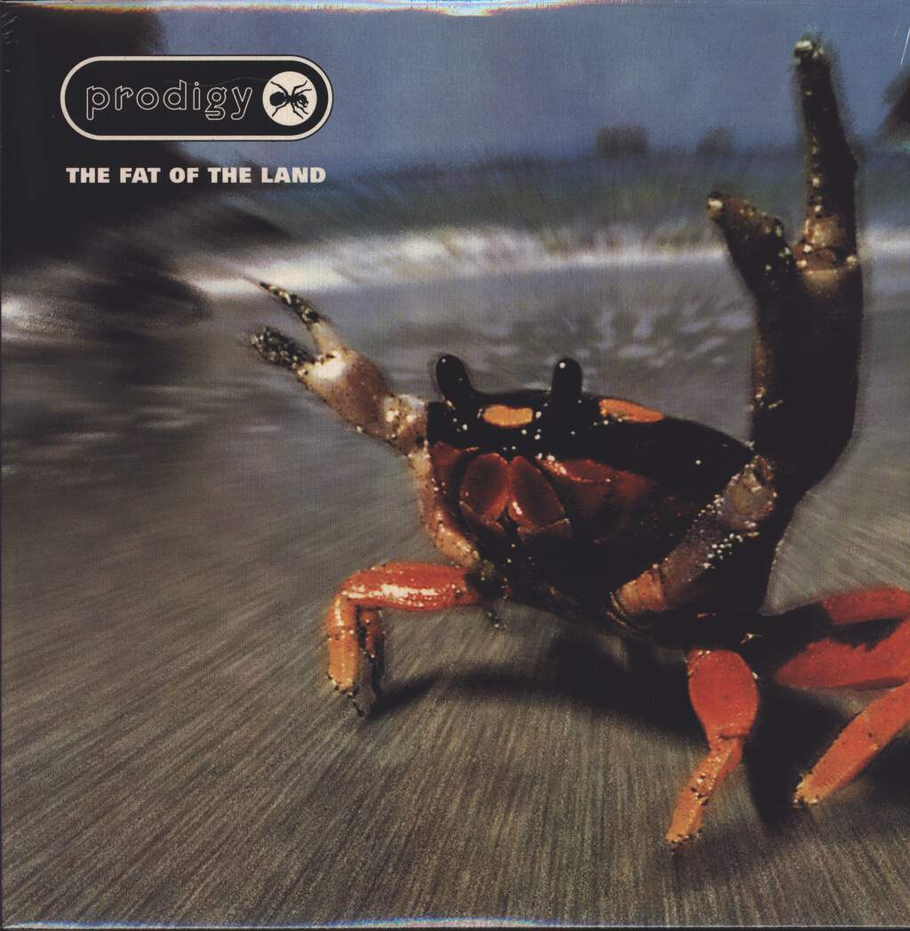 The Prodigy: The Fat Of The Land, 2×LP (Vinyl)
