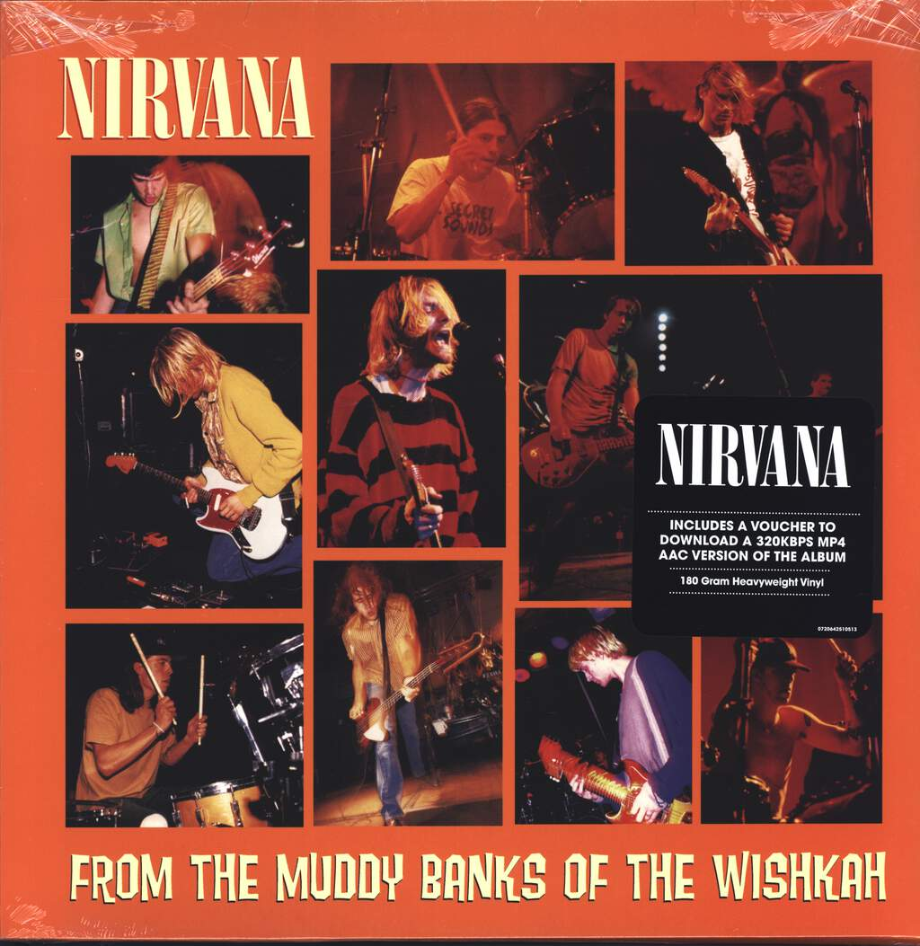 Nirvana: From The Muddy Banks Of The Wishkah, LP (Vinyl)