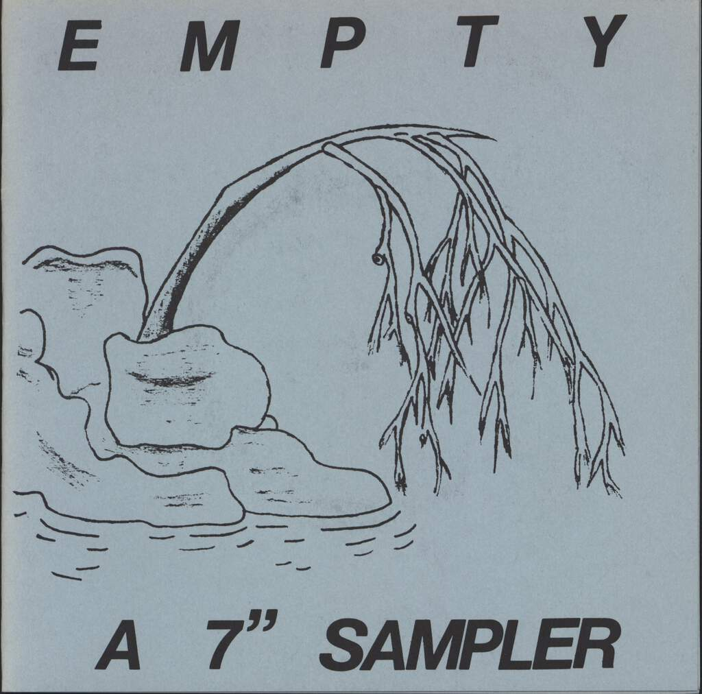 "Various: Empty A 7"" Sampler, 7"" Single (Vinyl)"