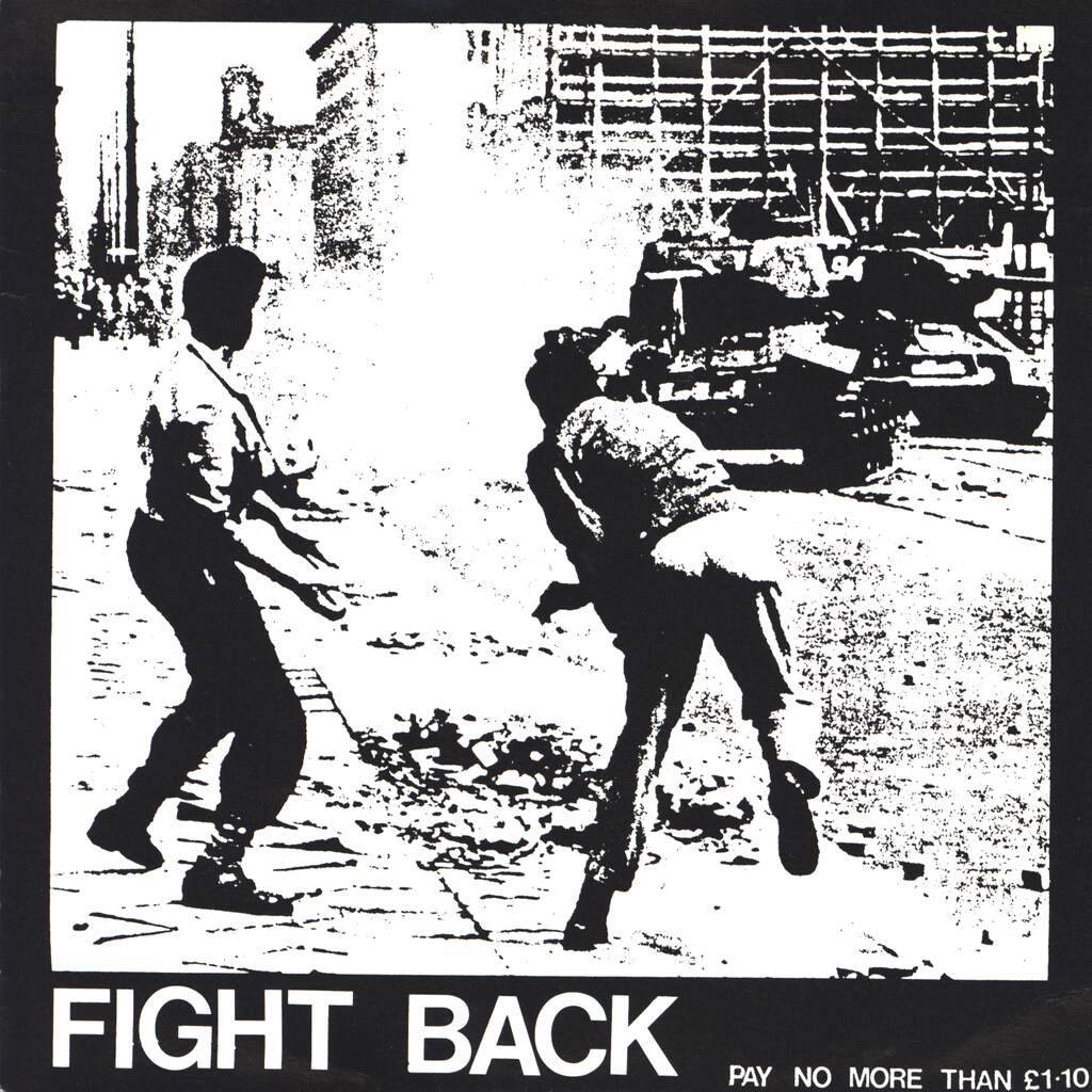 "Various: Fight Back, 7"" Single (Vinyl)"
