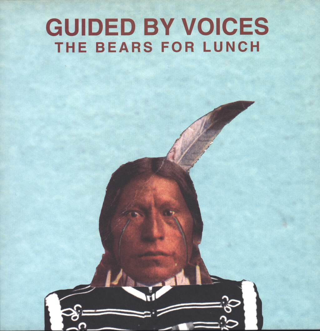 Guided By Voices: The Bears For Lunch, LP (Vinyl)