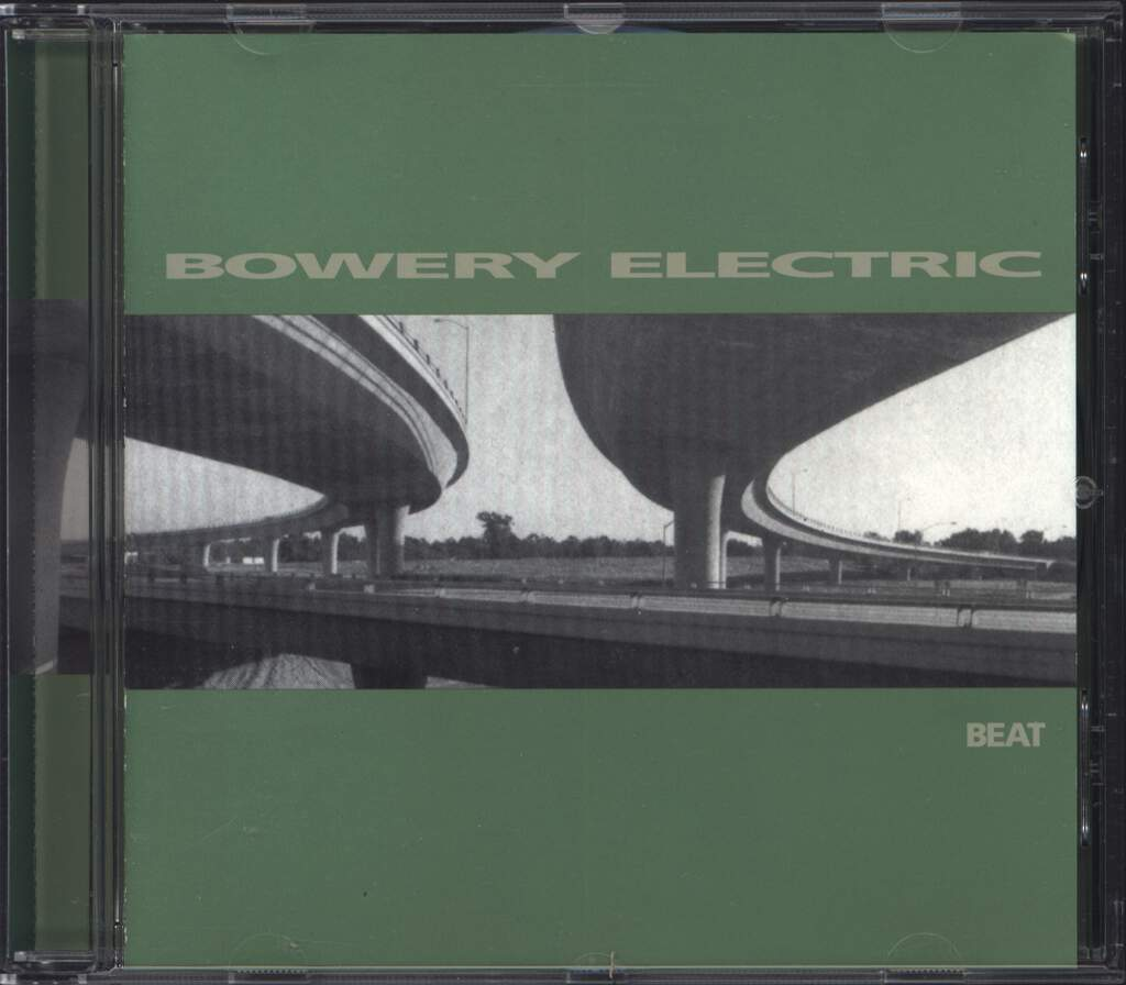 Bowery Electric: Beat, CD
