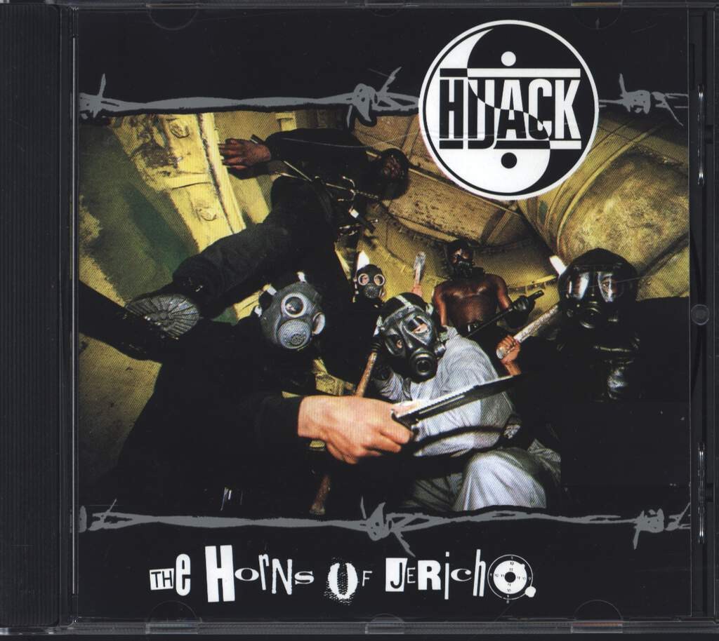 Hijack: The Horns Of Jericho, CD