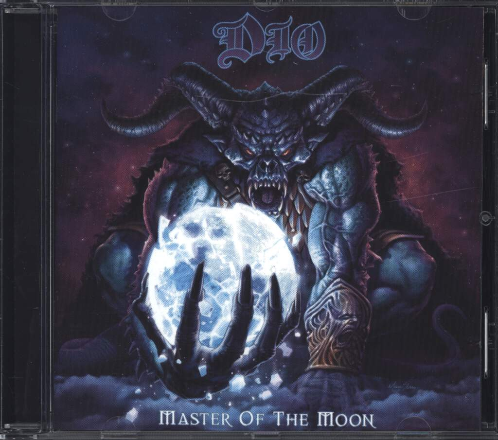 Dio: Master Of The Moon, CD