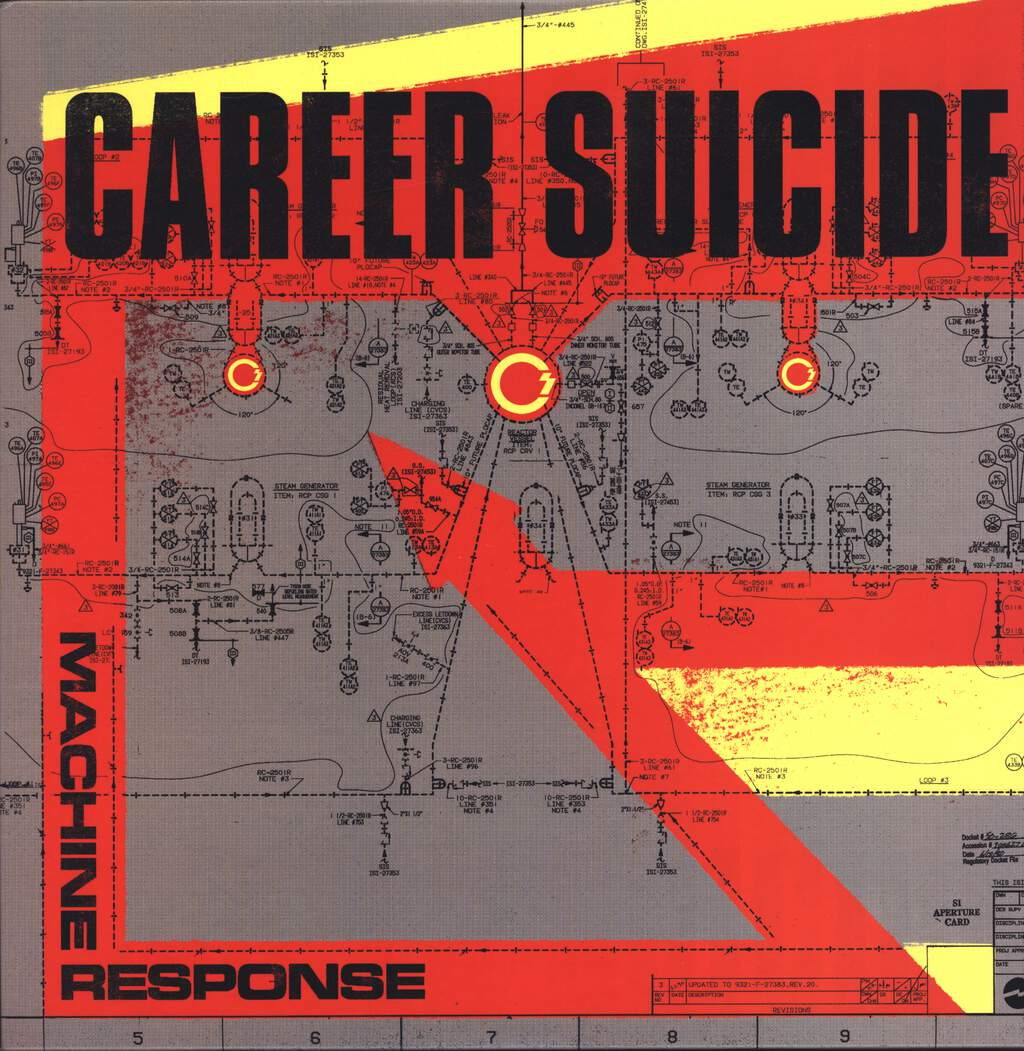 Career Suicide: Machine Response, LP (Vinyl)